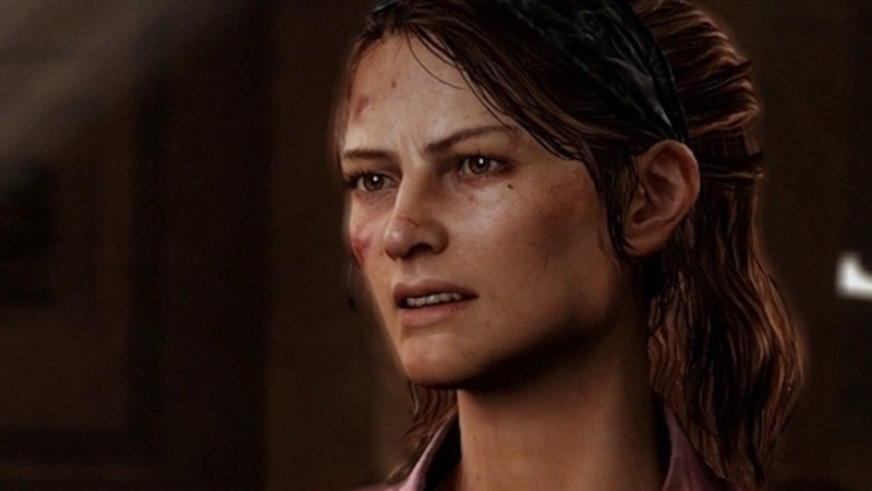 Tess de The Last of Us