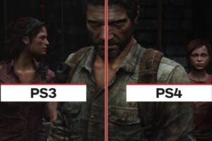 The Last Of Us vs Tlou 2