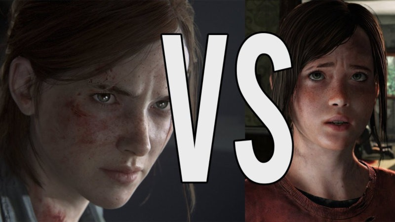 The Last Of Us vs Tlou 2