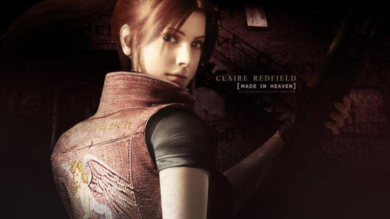 Claire Redfield de Resident Evil