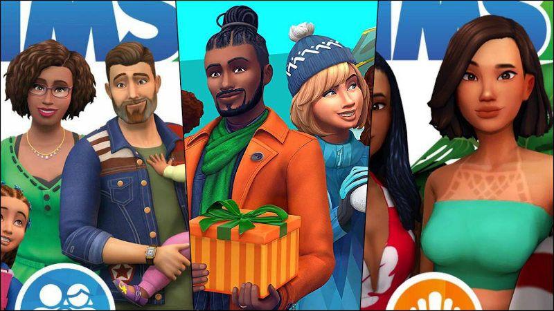 Los Sims 4 online