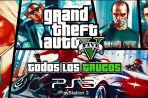 Trucos para GTA 5 de PS3