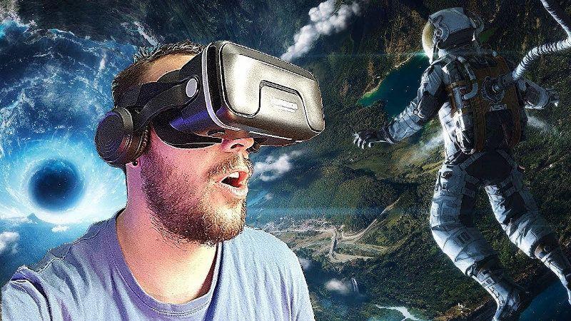 Videojuegos VR