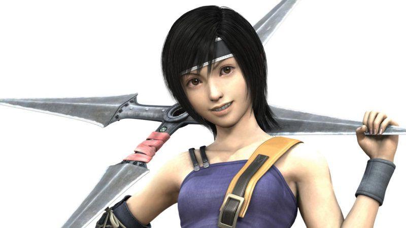 Yuffie de Final Fantasy VII