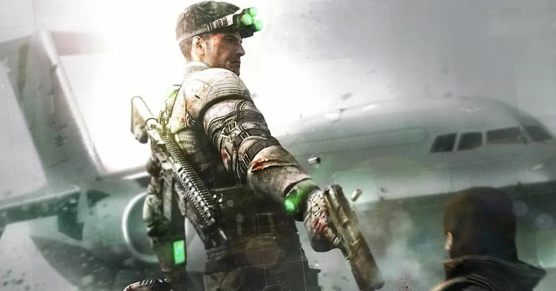 La serie de Splinter Cell