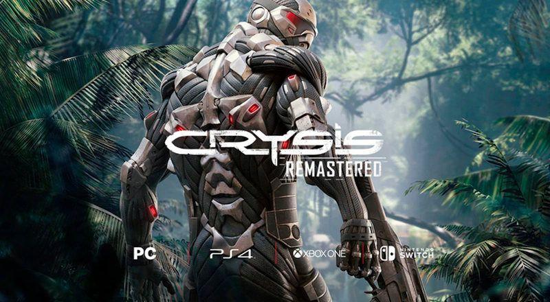Remasterización de Crysis