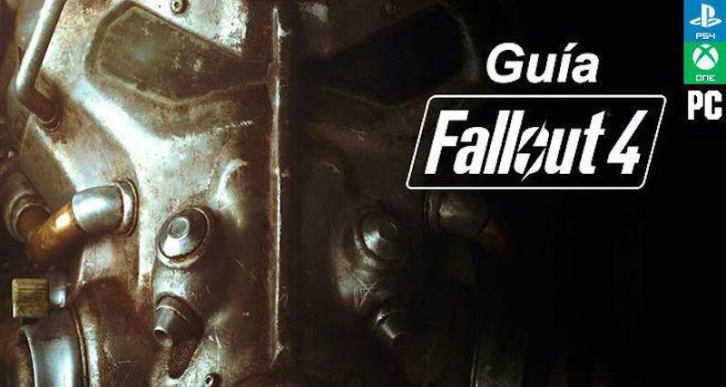 Guía de Fallout 4