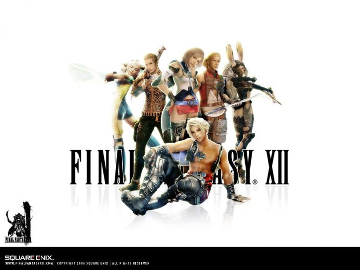 Guía de Final Fantasy XII