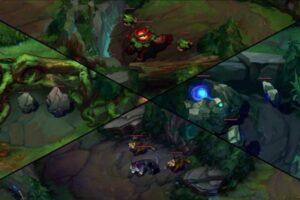 Guía de bufos y los enemigos de la jungla