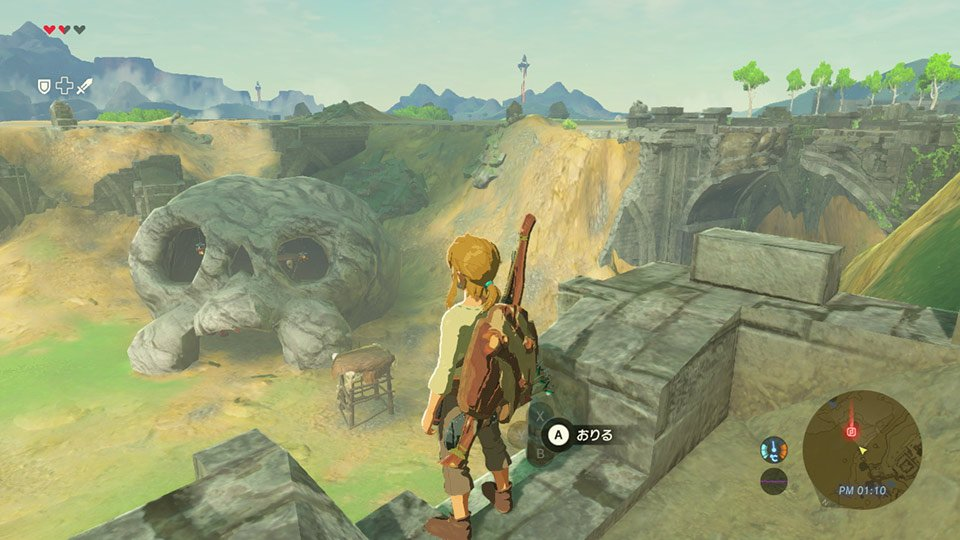 Guía Zelda Breath of the Wild