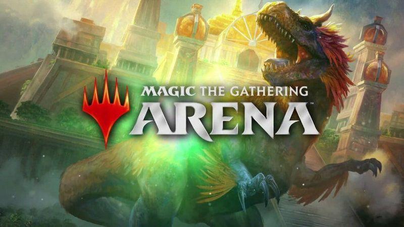 El mundo de Magic arena en español