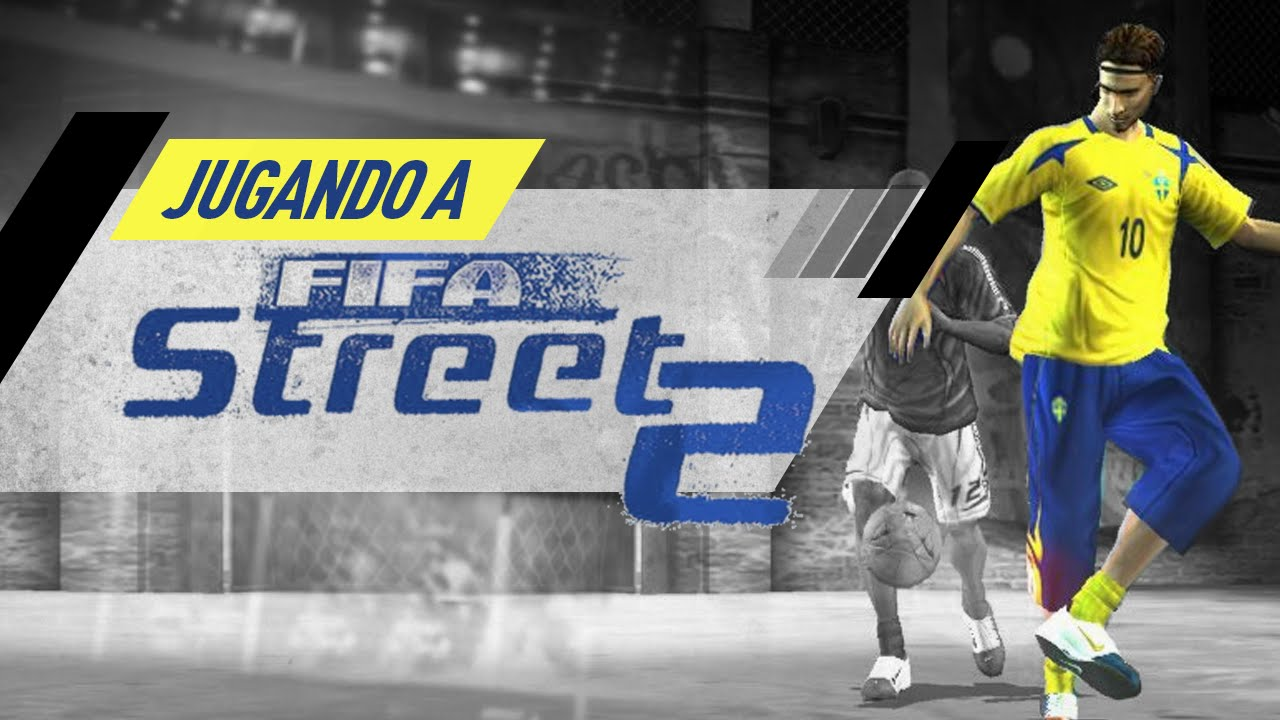 Guía de FIFA Street 2