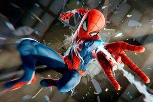La saga de Spiderman