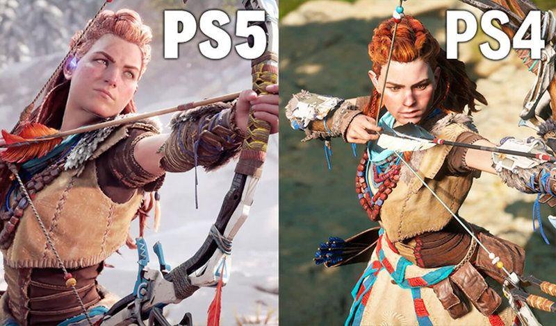 Comparativa PS4 vs PS5