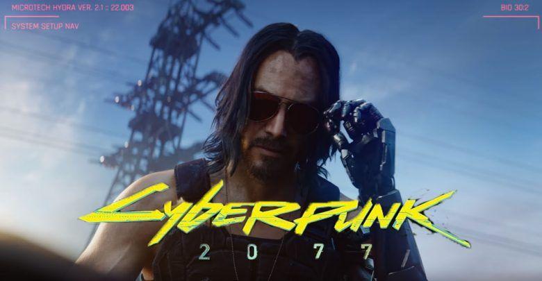 Avance de CyberPunk 2077