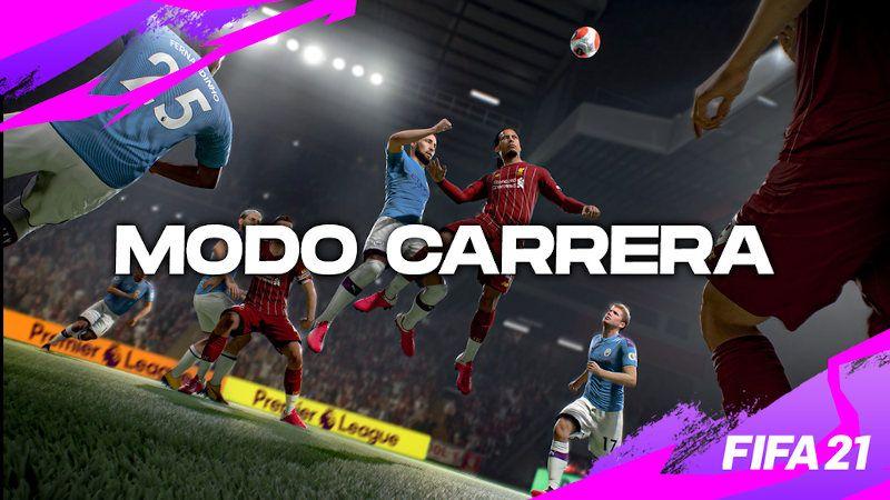 Guía para el modo carrera de FIFA