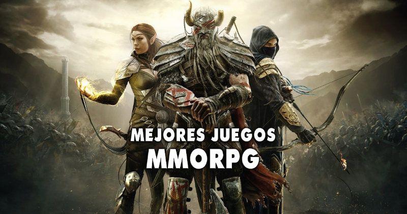 Mejores videojuegos MMORPG