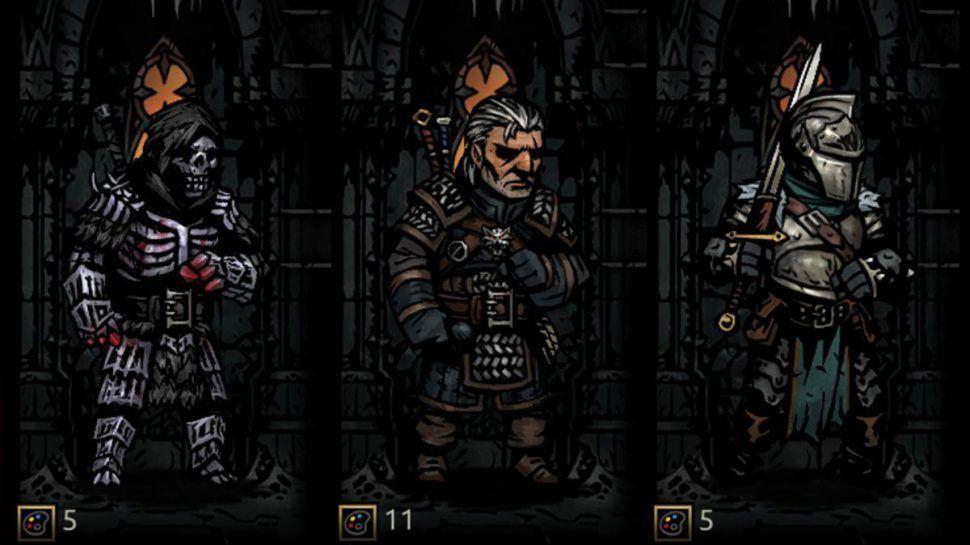Los mejores MOD's para Darkest Dungeon