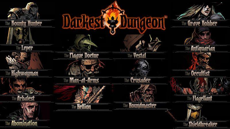 MOD's para Darkest Dungeon