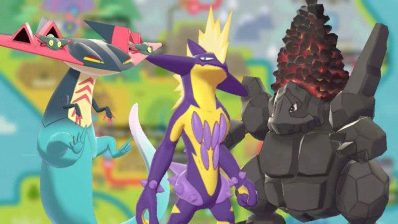 Empezar a competir en Pokémon