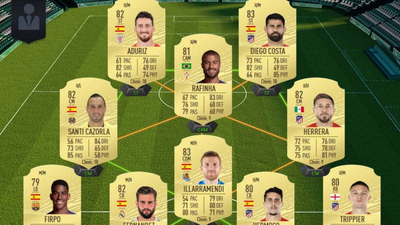 Guía para el Ultimate Team FIFA