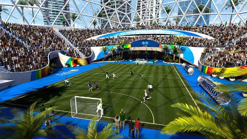 Guía para Volta de FIFA
