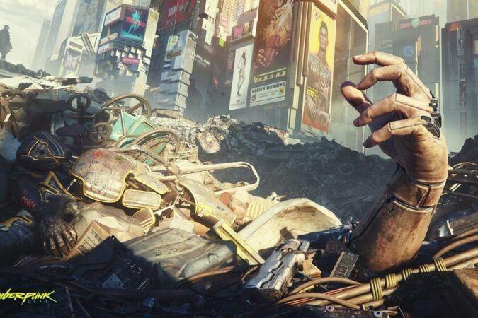 Cyberpunk 2077 está roto para PS4 y Xbox One