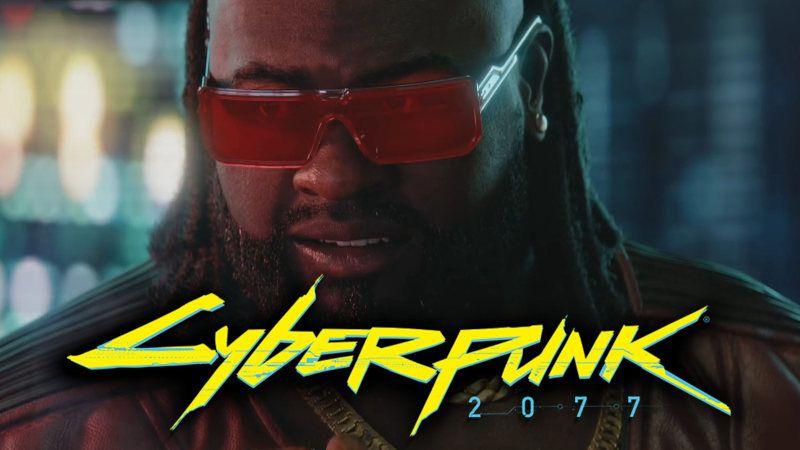 Dexter DeShawn de Cyberpunk 2077