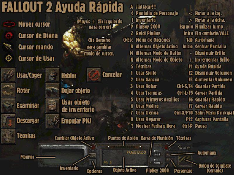 Fallout 2: Guía