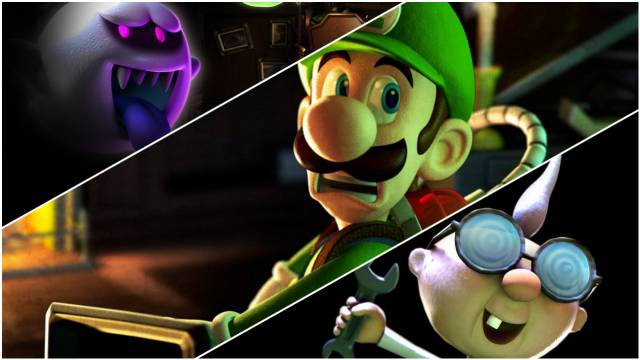 Luigi's mansión 3