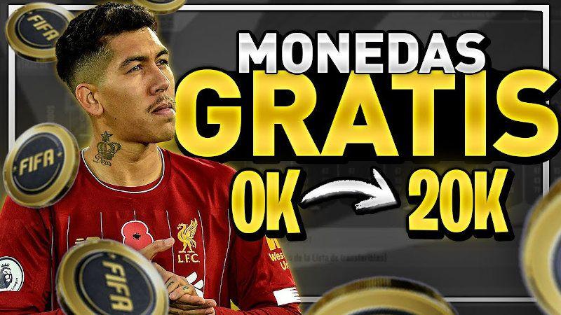 Monedas gratis para FIFA 21