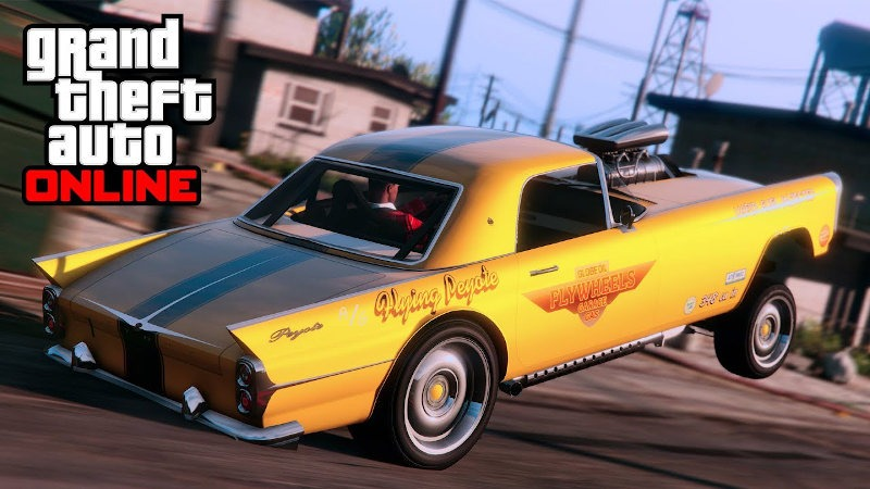 Peyote Vapid Custom de GTA Online