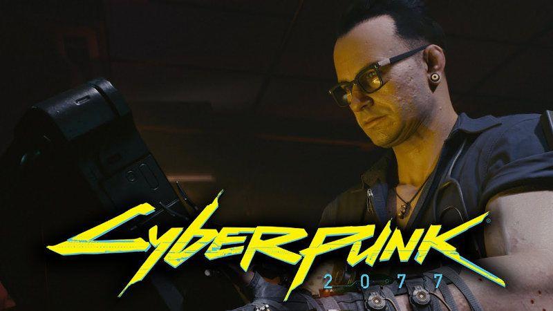 Doctor Vikctor Vektor de Cyberpunk 2077