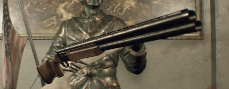 Armas de Resident Evil 7