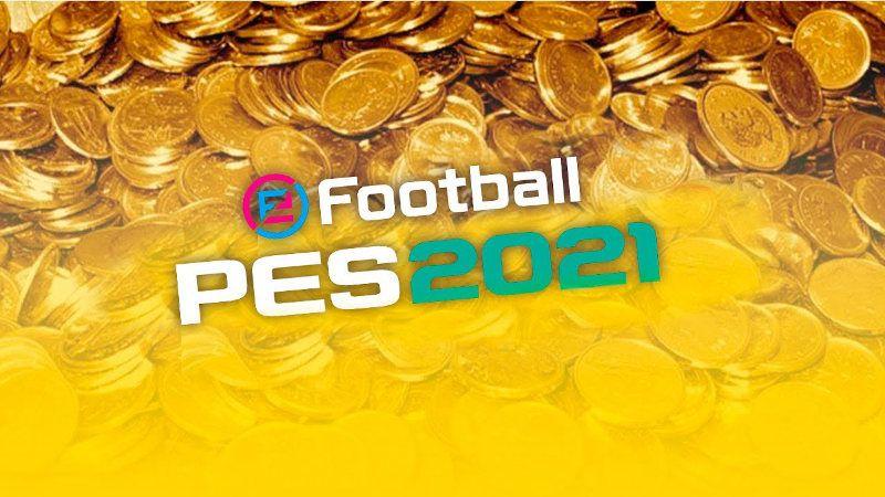 Monedas gratis para PES 2021