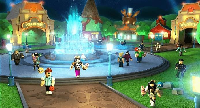 Los mundos virtuales de Roblox