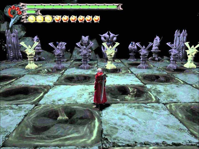 Guía de enemigos Devil May Cry 3