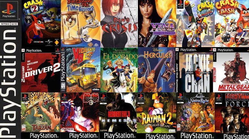 Descargar juegos PSX
