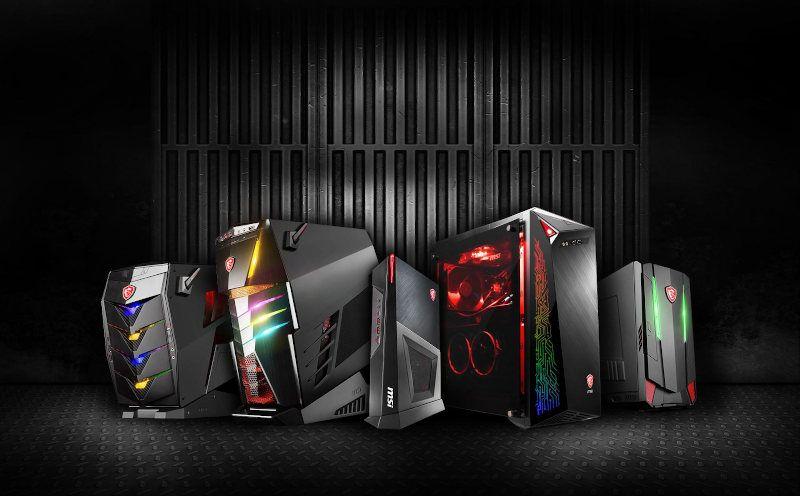 Mejores ordenadores para gaming 2021