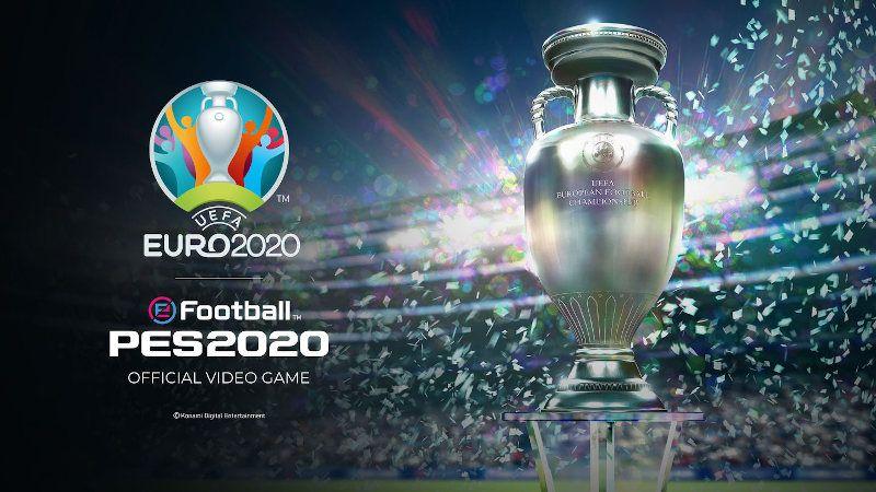 DLC de PES 2021: UEFA EURO