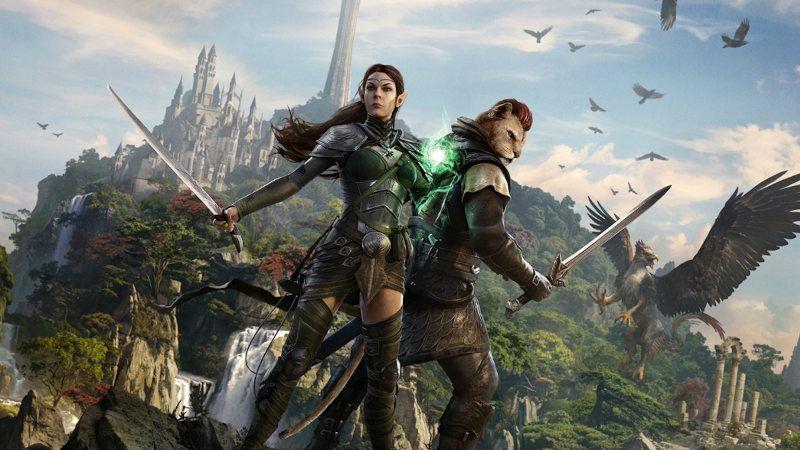 Jugar en español a The Elder Scrolls Online