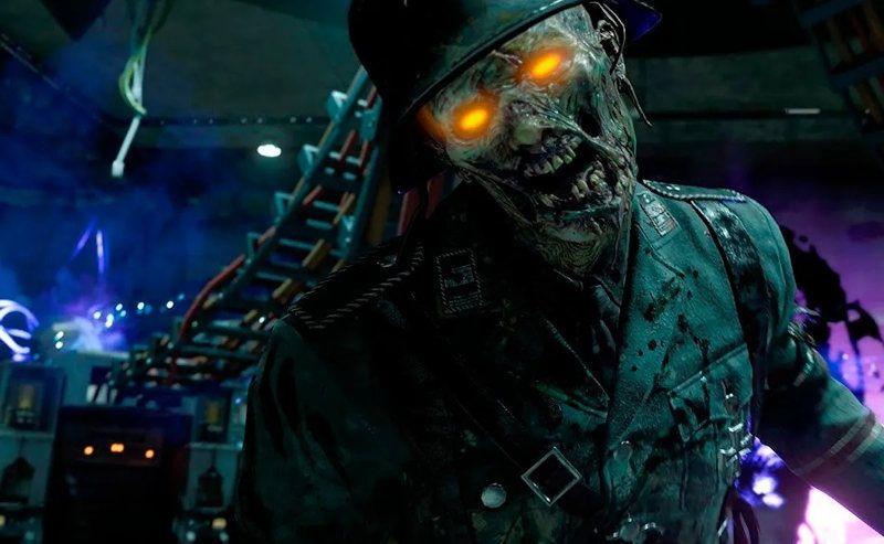 El modo zombie de Call of duty