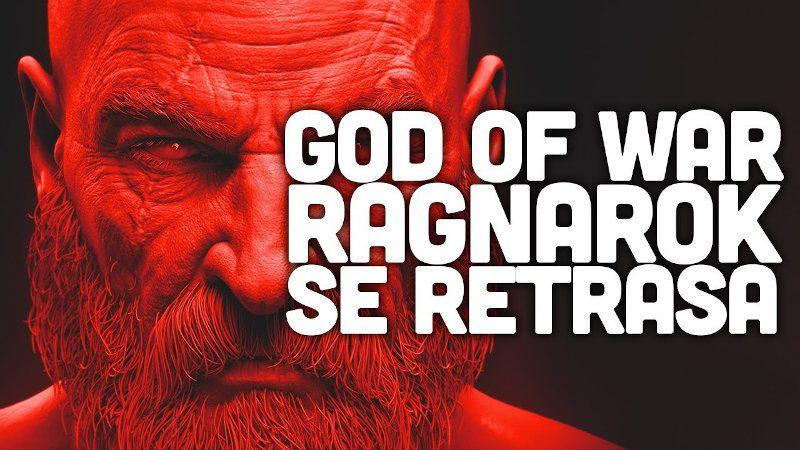 God of War Ragnarok se retrasa