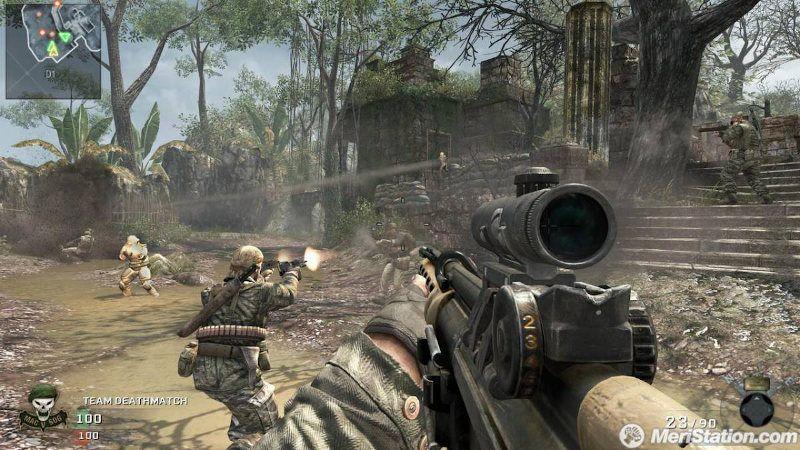 Guía de Call of Duty: Black Ops