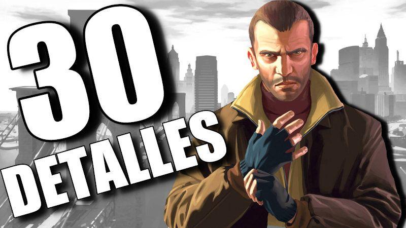 30 detalles alucinantes de GTA V