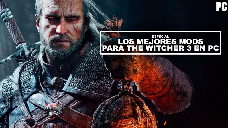 Mods para The Witcher 3